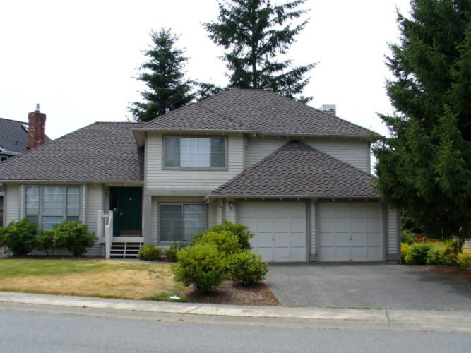 Bellevue Home Roofing Replacement Project Using Composite Roofing Material