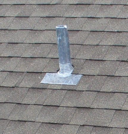 Roof Lead Flashing In Seattle
