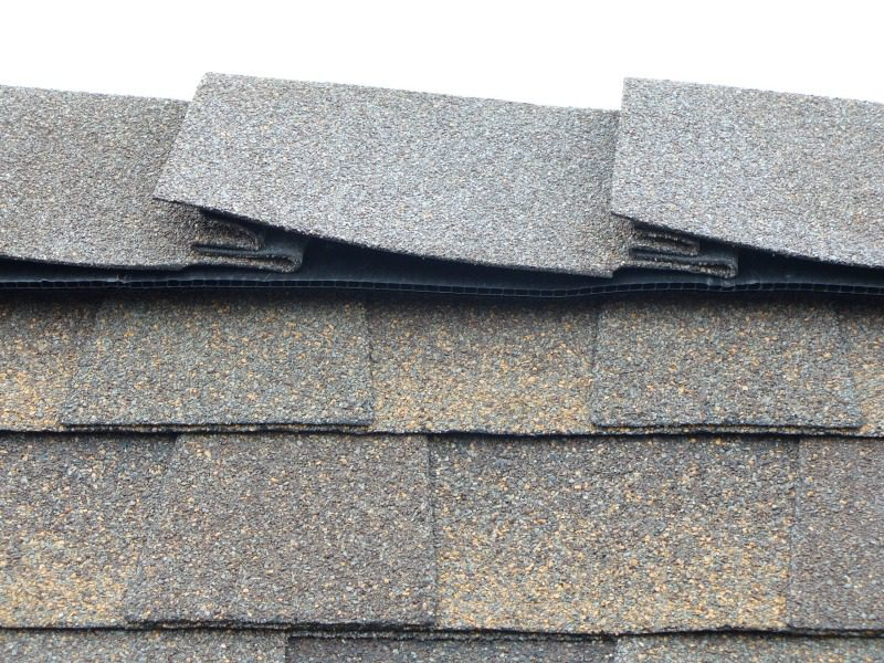 Roofing Ridge Issues