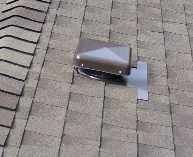 Roof Vent - Roof Replacement in Seattle