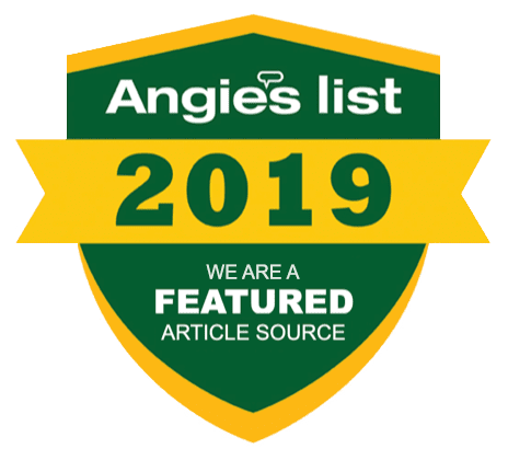 Angie's List Bade For Featured Resource