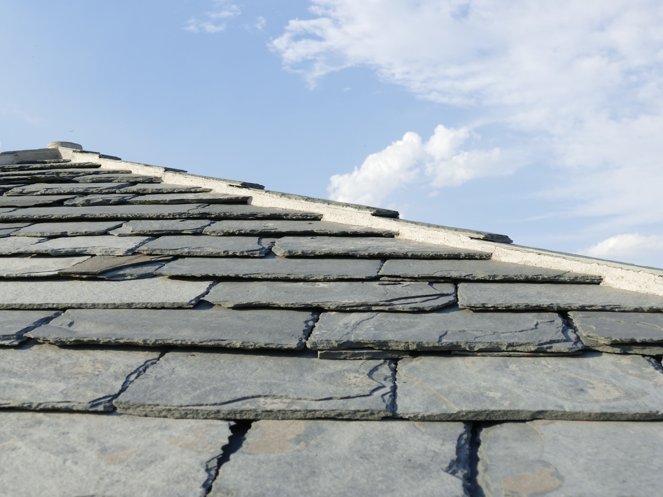 Reclaimed tile roof - Eco Friendly Roofing